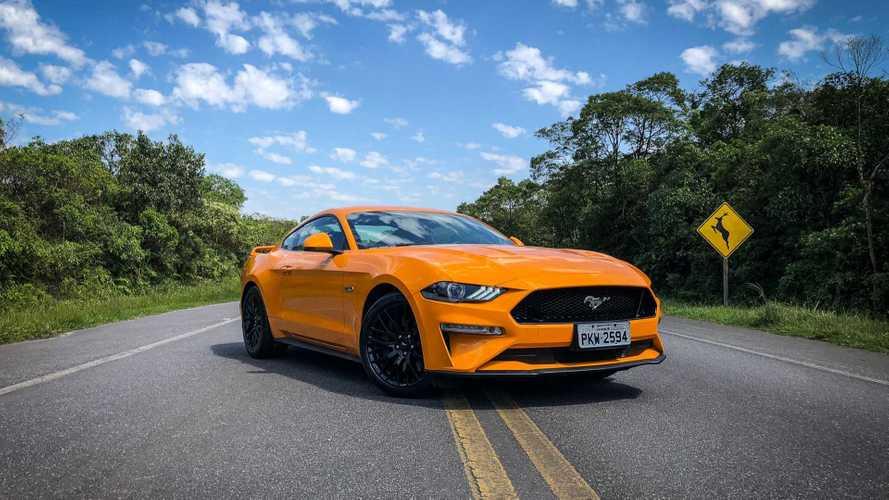 Mustang é o esportivo mais vendido do mundo pela quarta vez