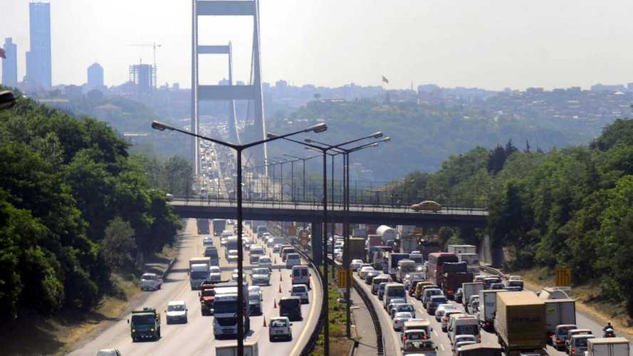 Artık ticari araçlar da FSM köprüsünü kullanabilecek