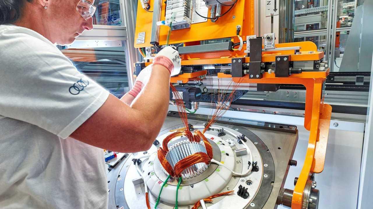 Elettrico e forza lavoro