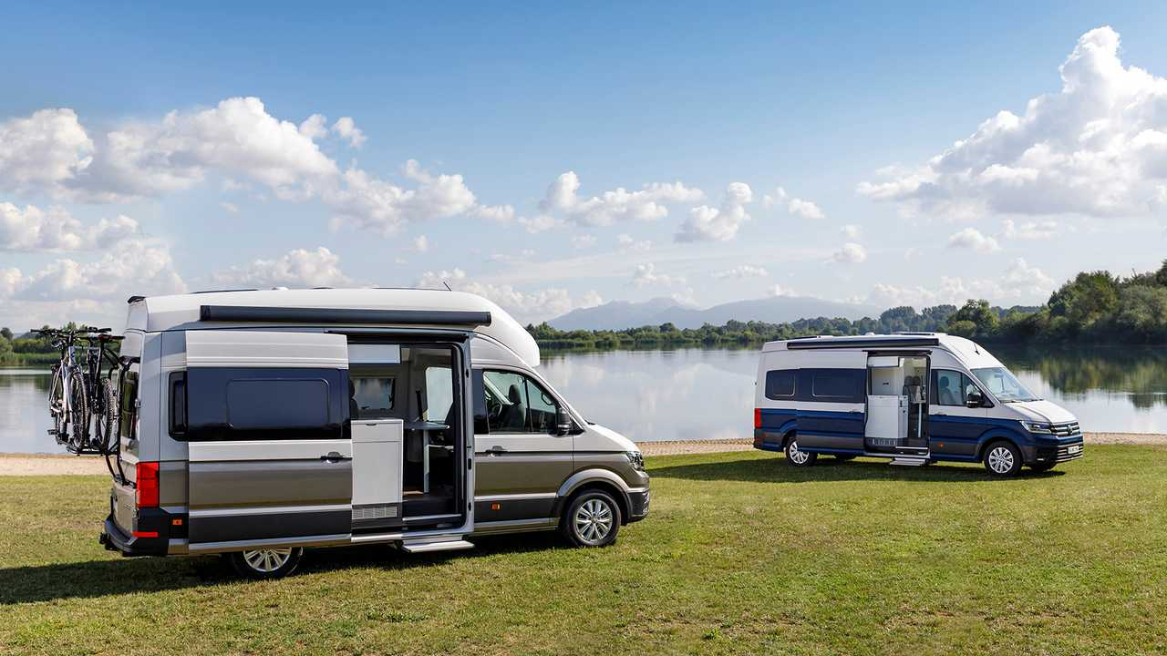 VW Grand California 600 and 680