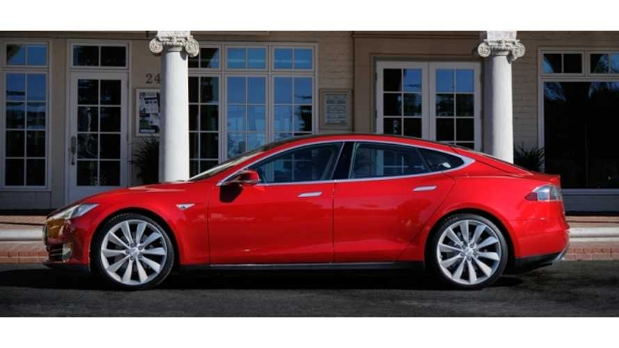 Tesla Model S Sets Unofficial Range Record at 423.5 Miles