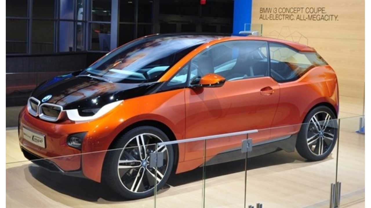 Best options for bmw i3