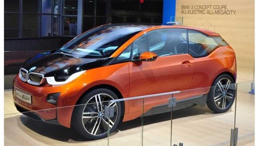 BMW Details Range Extender Option On Upcoming i3, 160 More Miles On Gas