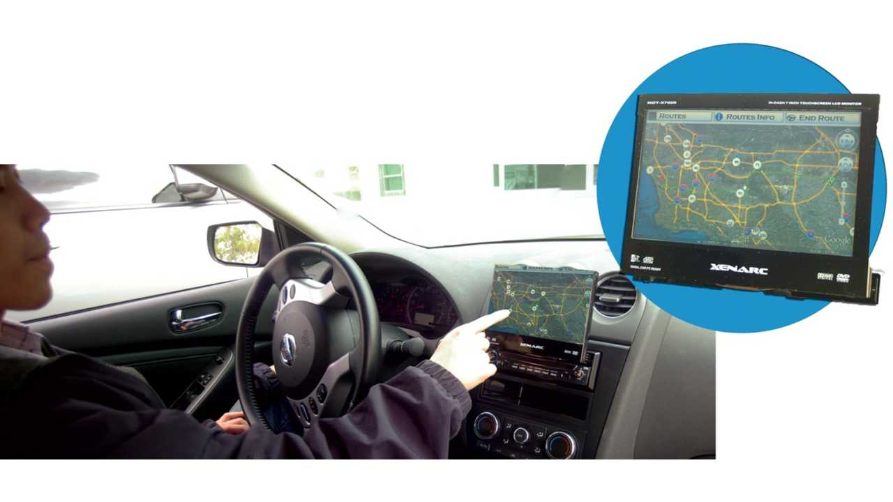 GPS Navigation Device For EVs Could Increase Range By At Least 10%