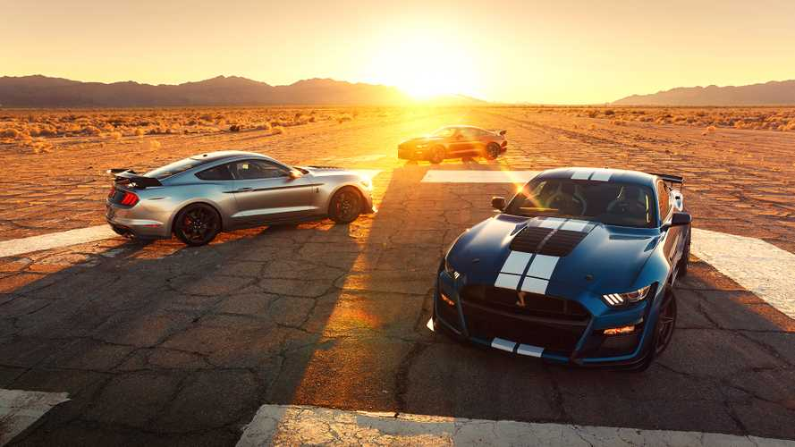 Ford Shelby GT500 2020