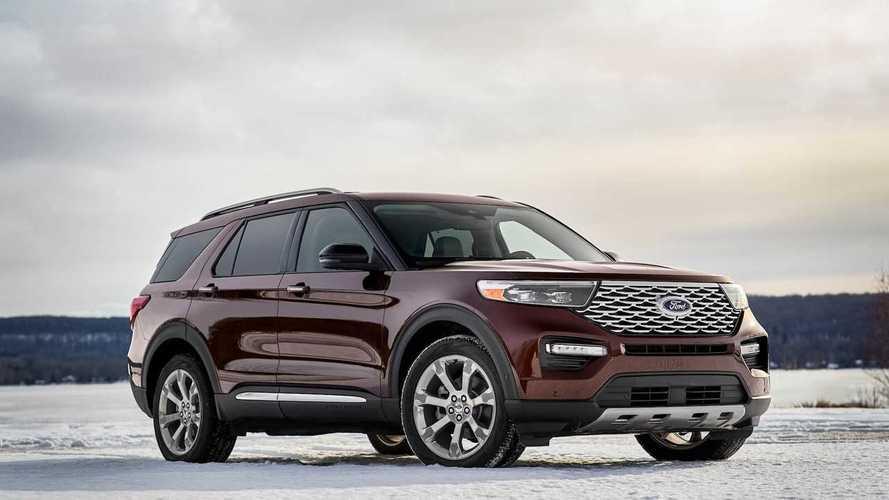 Ford Explorer auf Detroit Motor Show 2019 vorgestellt