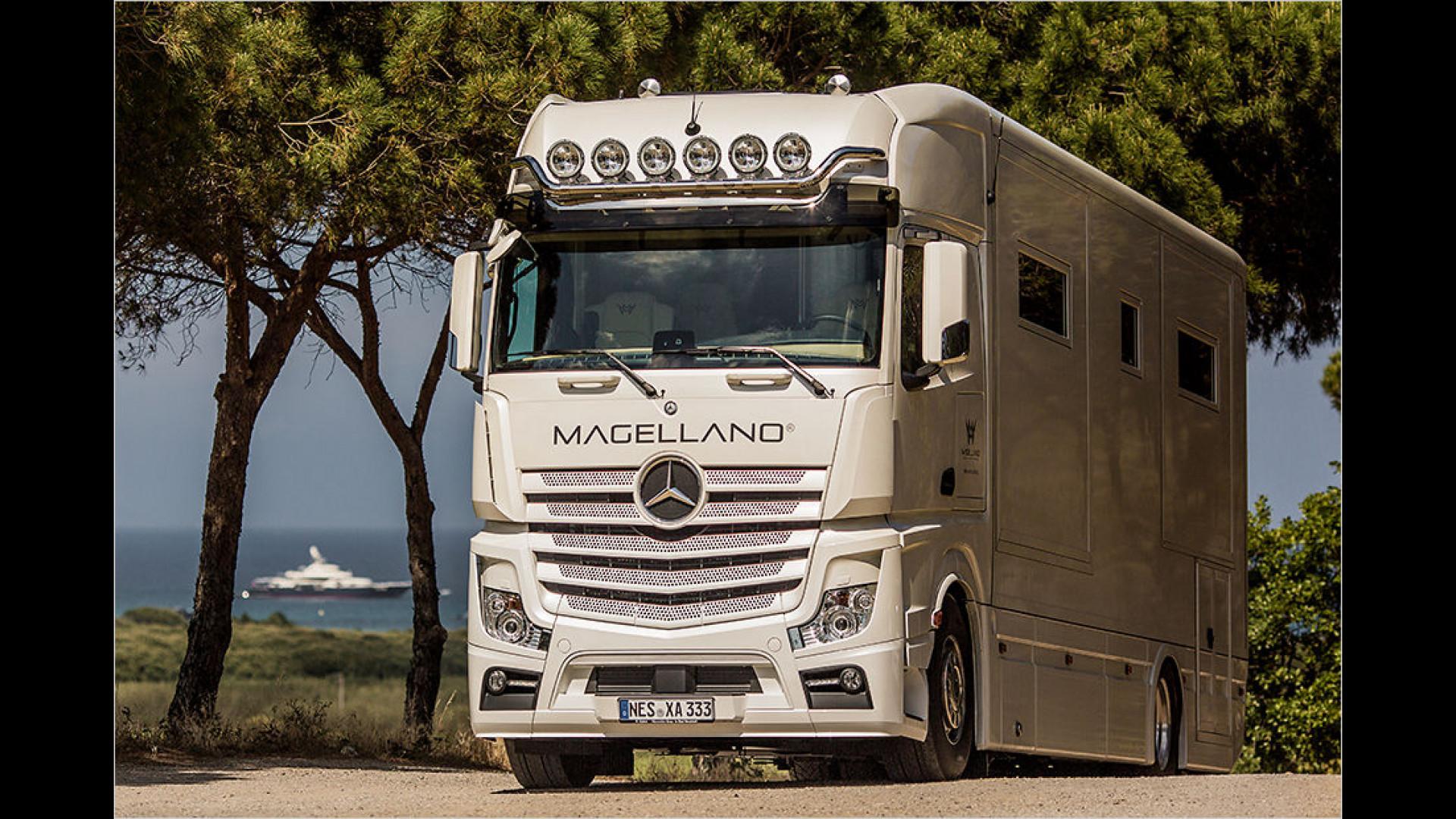 Magellano Edition 8: Camping XXL