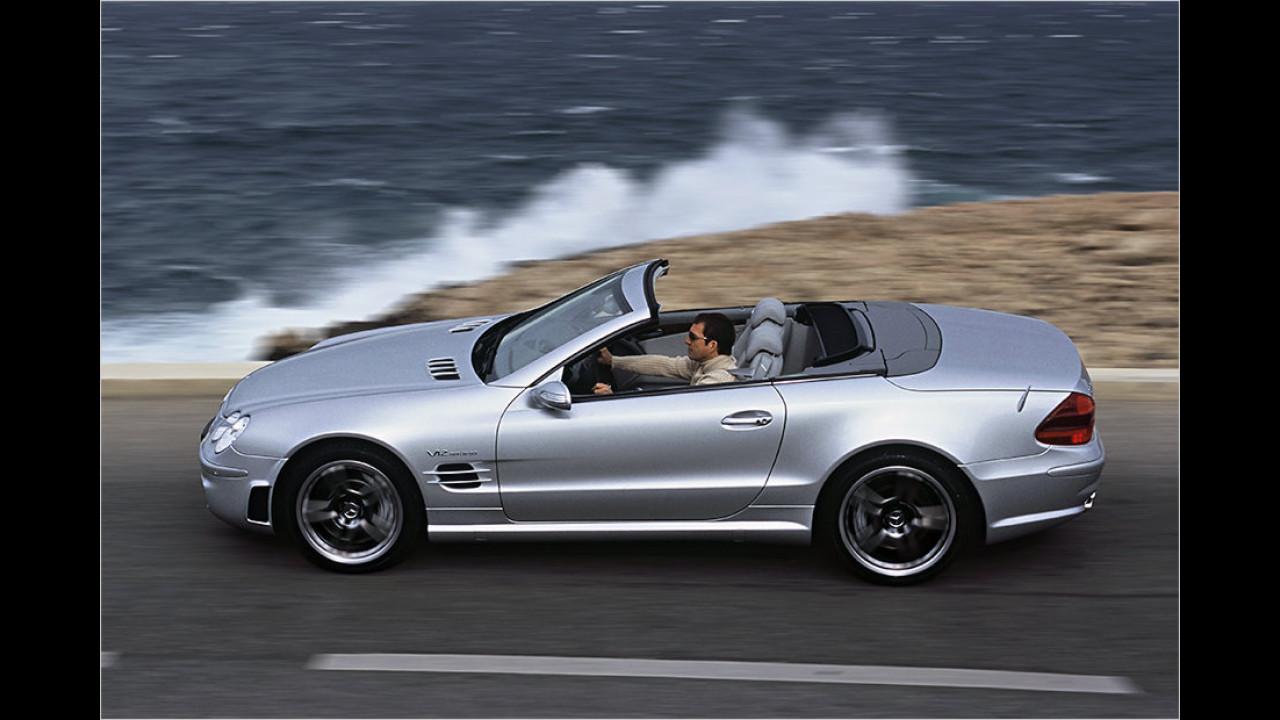 2004: Mercedes SL 65 AMG