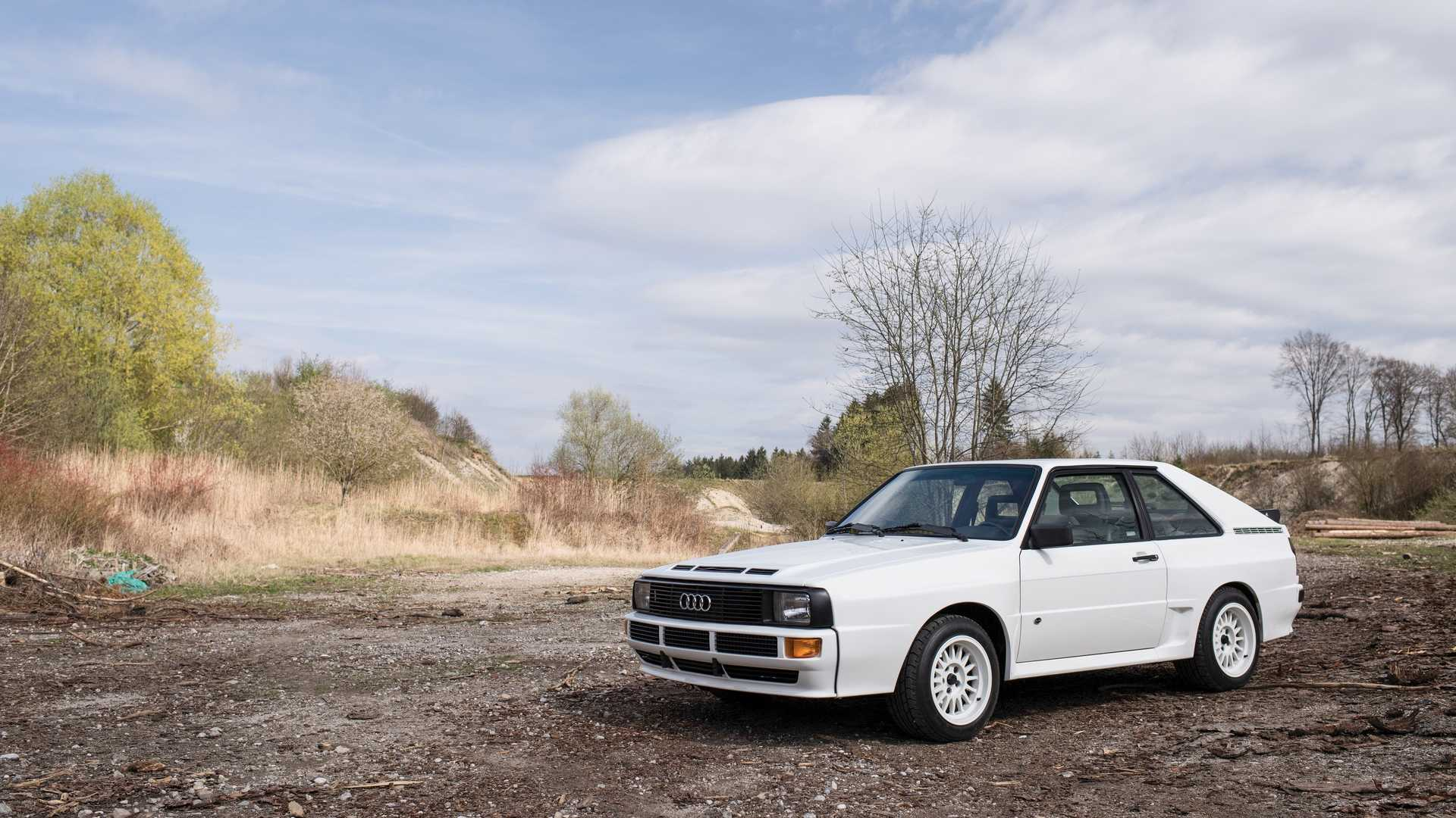 Audi Sport Quattro >> 1985 Audi Sport Quattro Here S Your Chance To Own One
