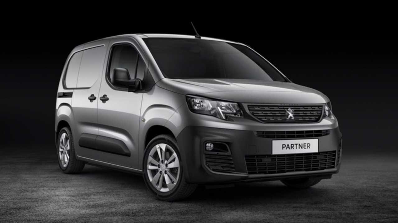 New Peugeot Partner 2