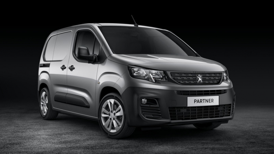 Peugeot Partner gets new five-seat Crew Van variant