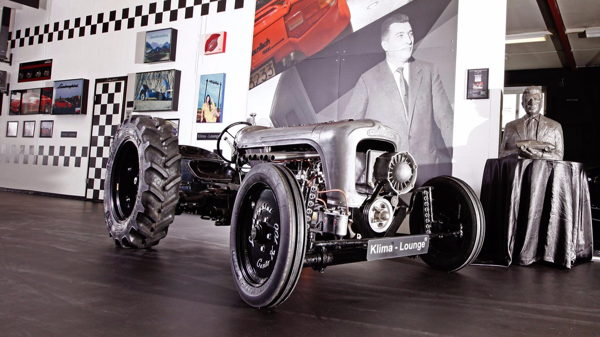 Beliebt Bevorzugt 5 Lamborghini Centenario Tractors To Be Built At $266K Each #TH_63