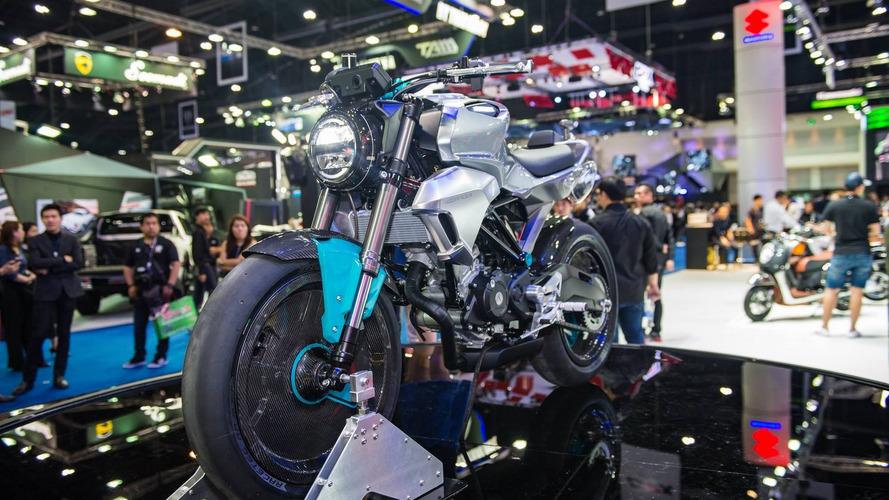 """Honda instiga os fãs com a """"esportivinha"""" SS 150 Racer"""