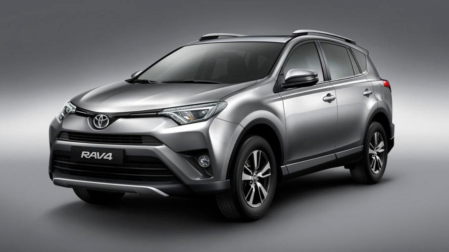 Toyota RAV4 2018 ganha nova versão de entrada por R$ 129.990