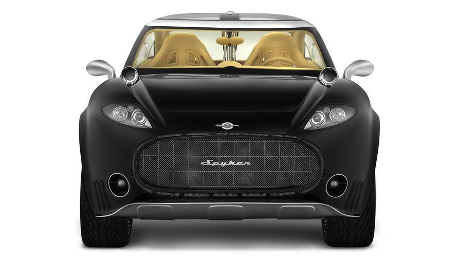 Spyker D12 concept