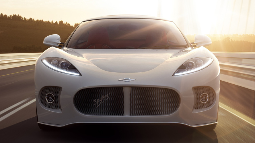 Spyker Runs Out Of Money, Files For Bankruptcy But This Isn't The End