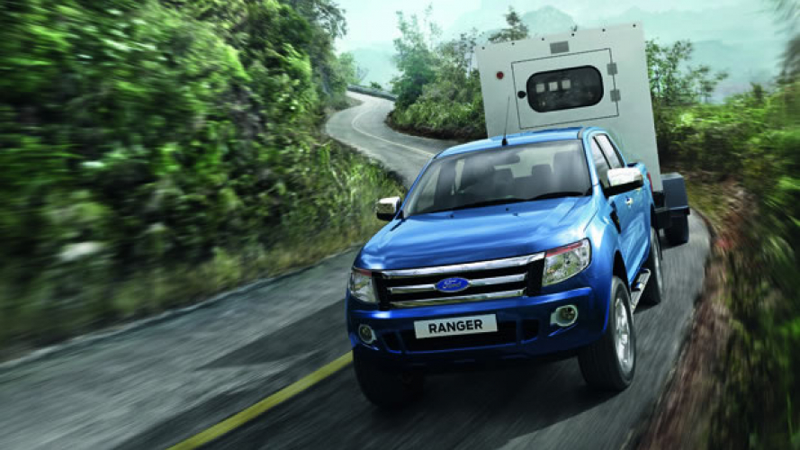 Nuovo Ford Ranger, i video