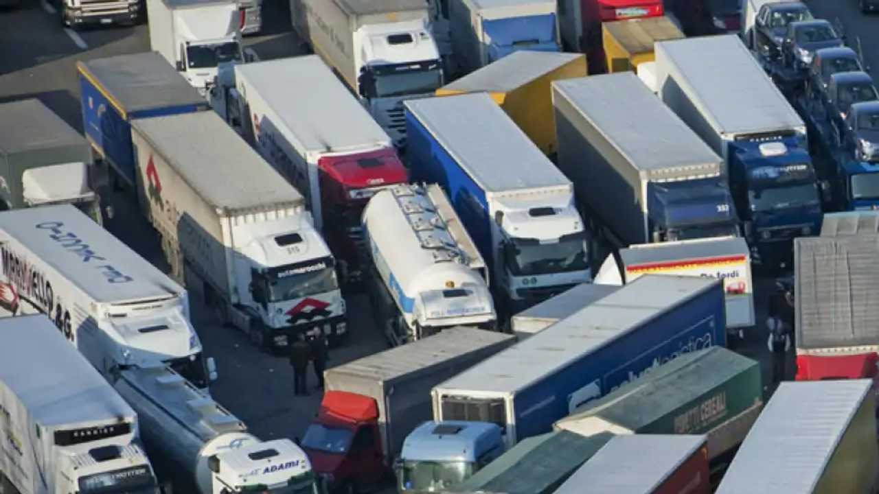 Disagi, i camionisti non sono responsabili