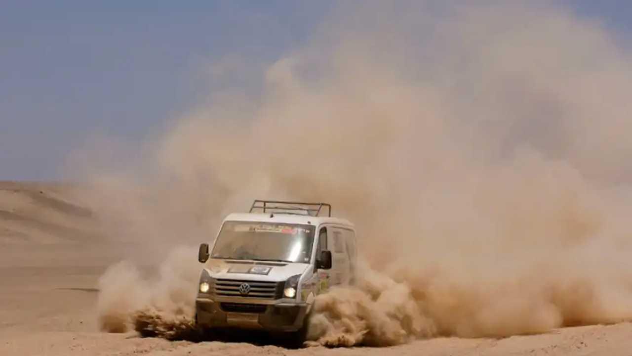La Dakar di Volkswagen