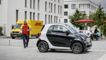 DHL Consegna in Smart