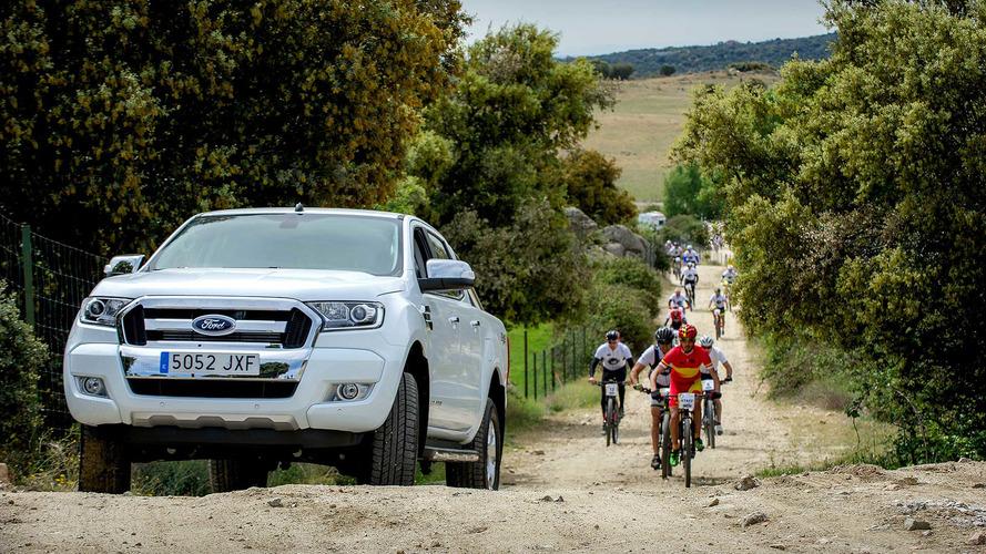 El Ford Ranger patrocina la segunda edición del Imperial Bike Tour