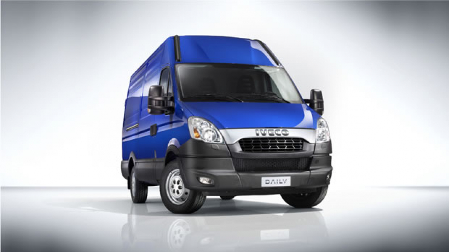 Iveco Daily Tour