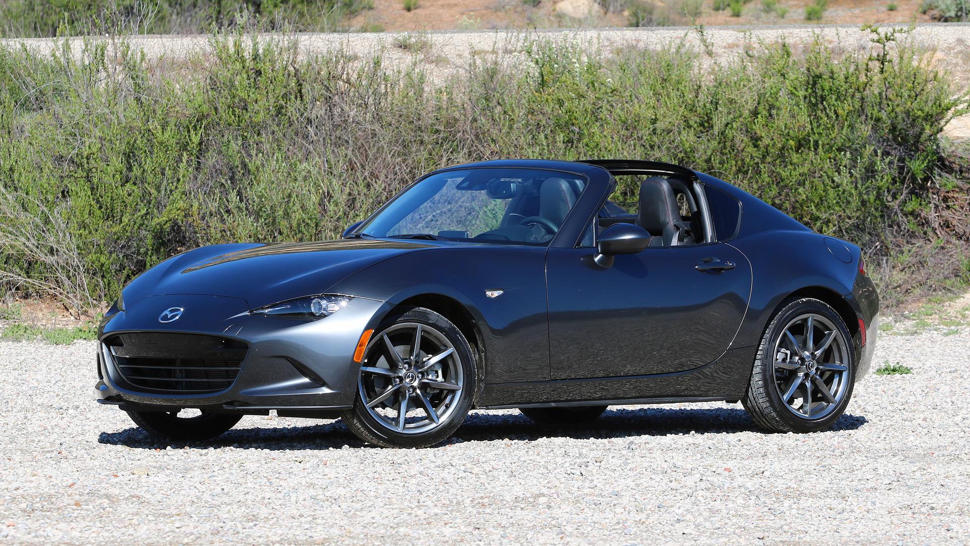 Mazda Miata Gets Heavily Updated, 182-HP Engine In Japan