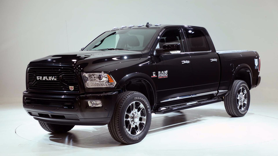 Kentucky Derby Winner Gets 385 Horses From FCA Via Ram 2500