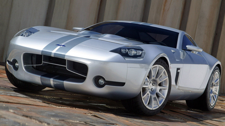 Ford Shelby GR-1 Concept Set For Production 16 Years After Debut