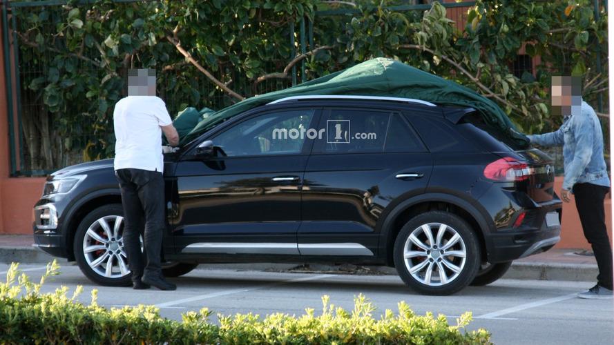 """2018 Volkswagen T-Roc neredeyse """"çıplak"""" yakalandı"""