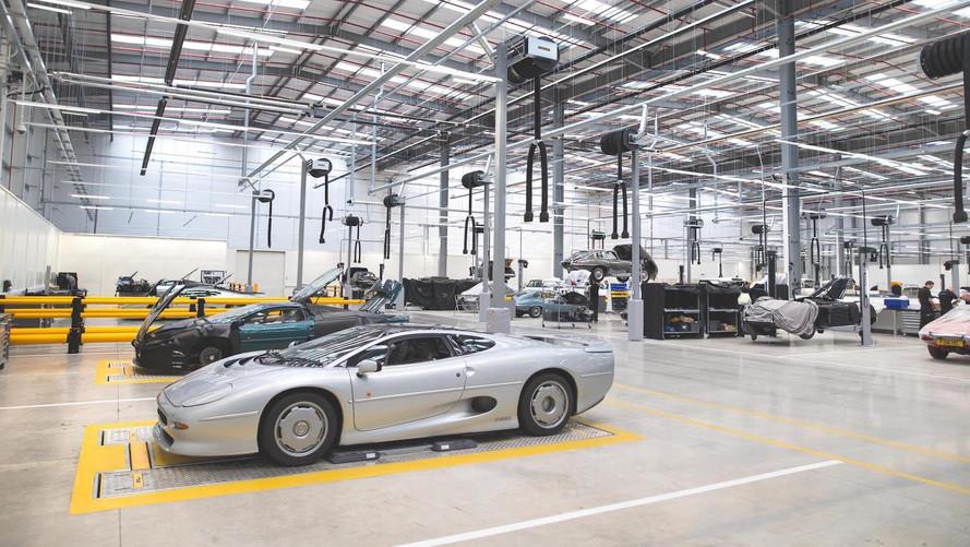 Jaguar Land Rover va mettre une usine à l'arrêt après le Brexit