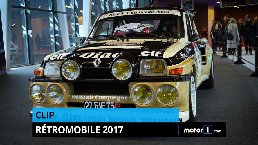 VIDÉO - Notre best of de Rétromobile 2017