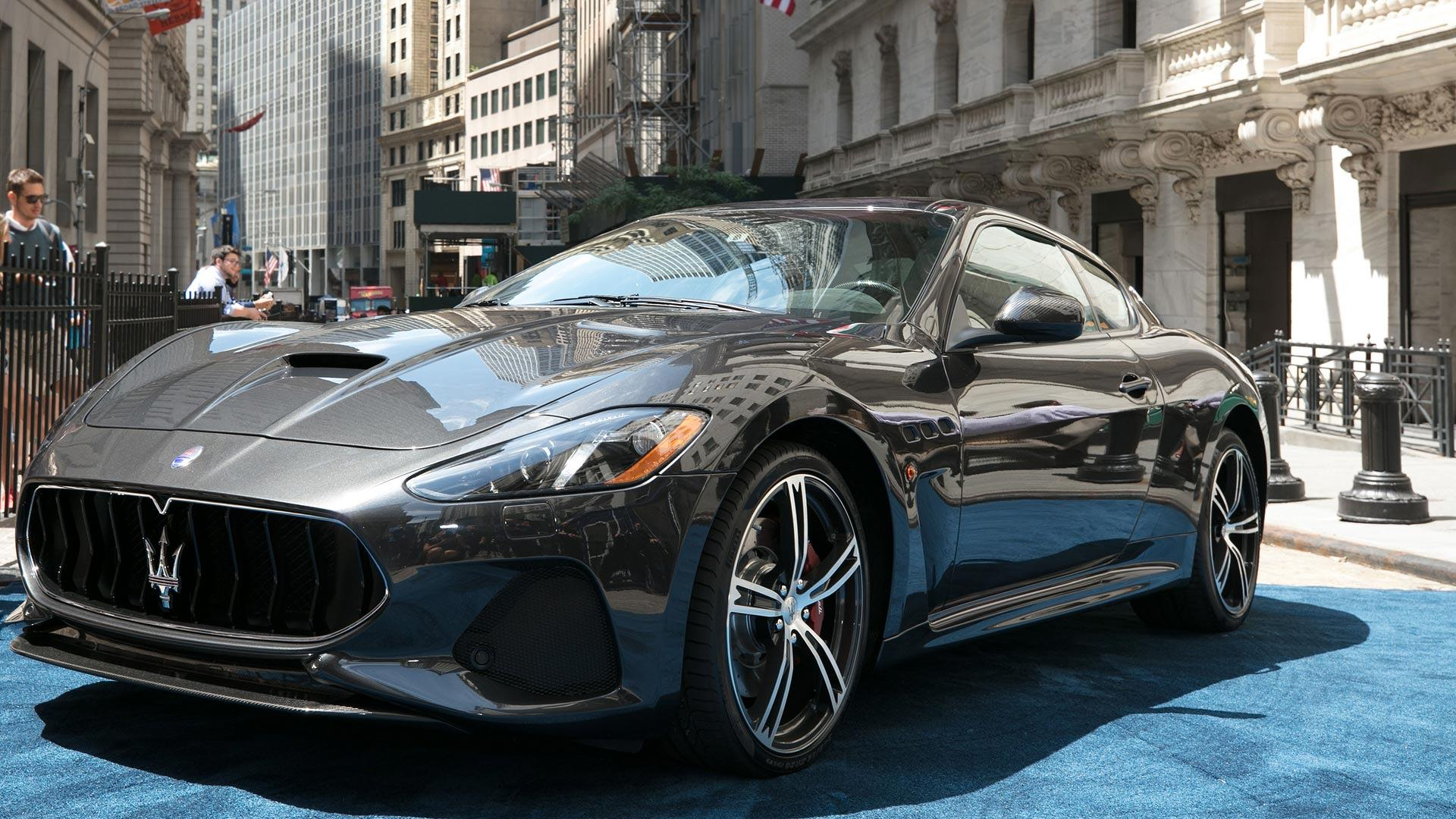 Next Gen Maserati Granturismo Coming In 2020