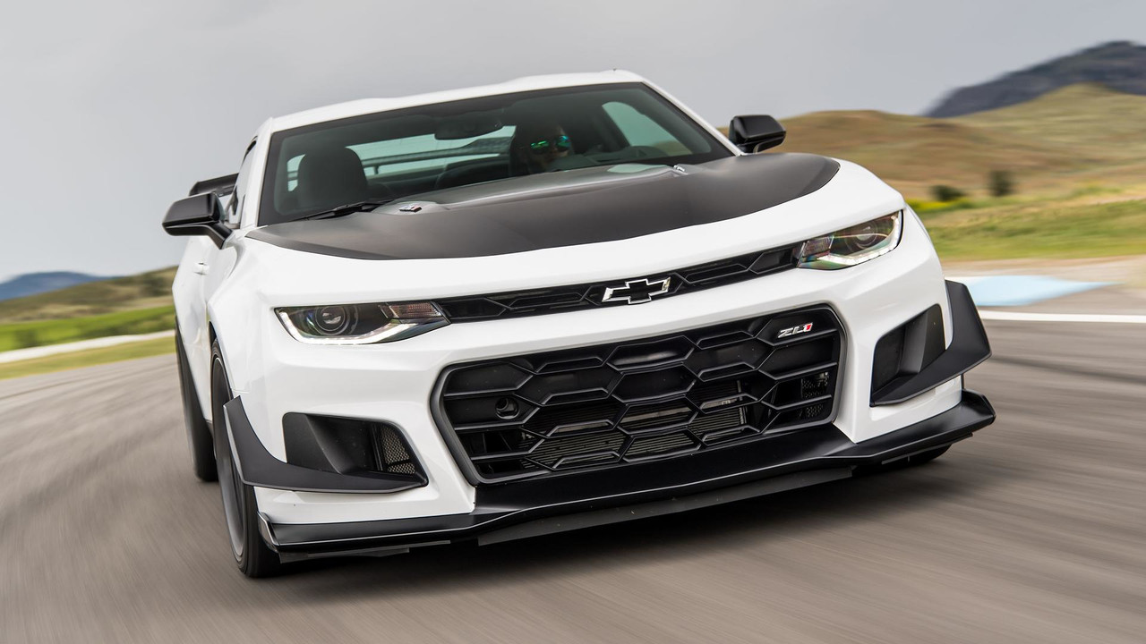 Chevy Camaro GT4 R Race Car Gets You On Track For A Cool $259k