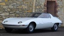 1963 Chevy Corvair Testudo konsepti
