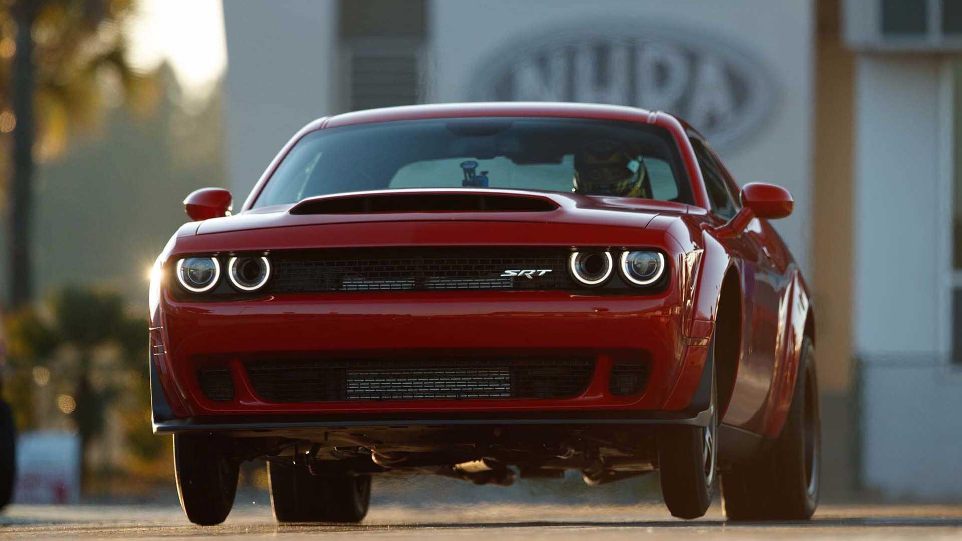 Dodge Challenger Demon Priced At 85k Demon Crate Is 1 Option