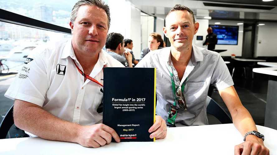 Resultados de Pesquisa de fãs da F1 são revelados em Mônaco