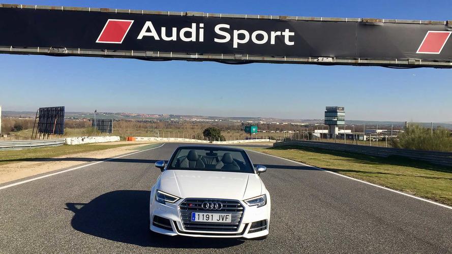 Audi S3 Cabrio 2017, prueba express