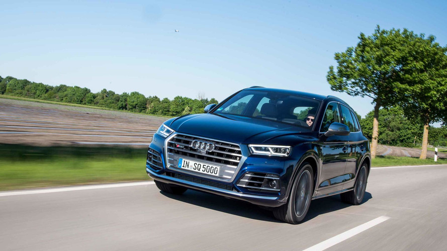2017 Audi SQ5 TFSI First Drive