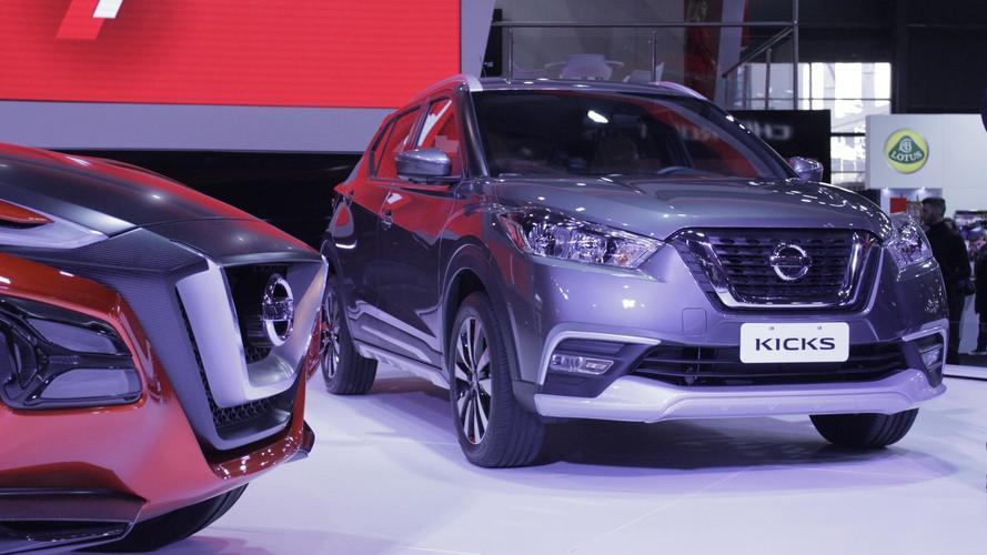 Buenos Aires - Nissan Kicks manual é lançado por R$ 93 mil