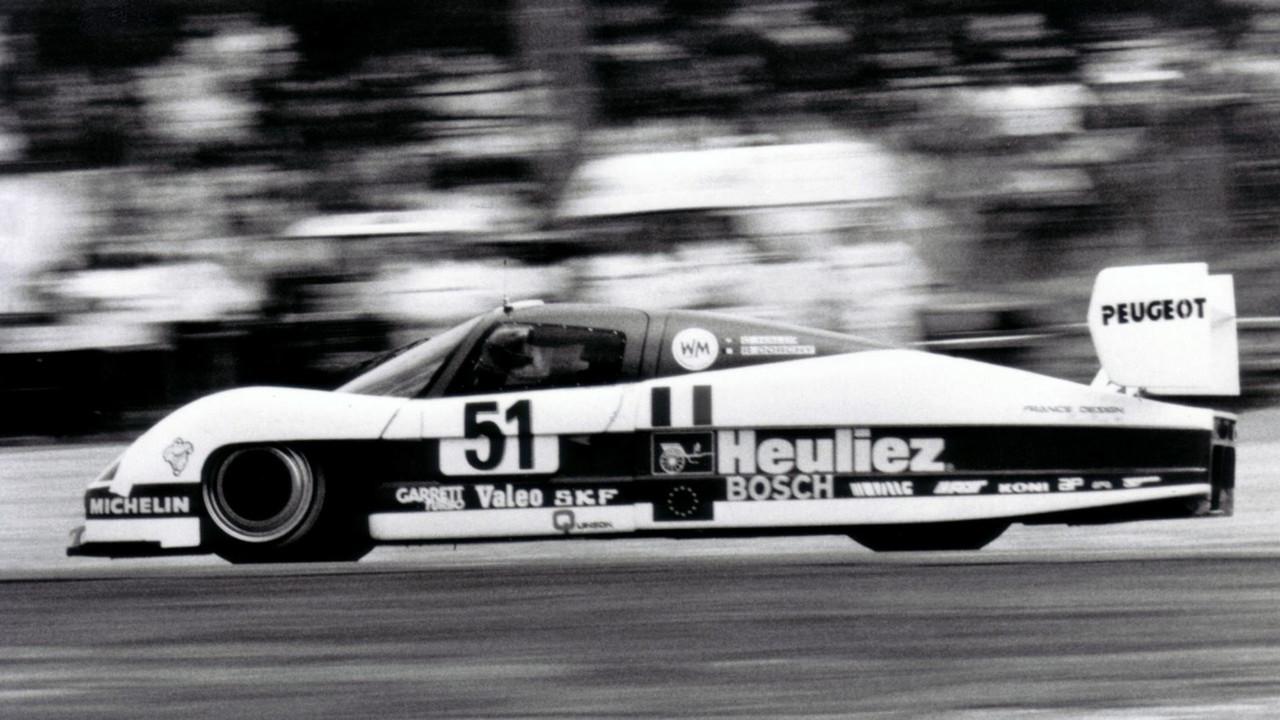 1988 - WM Peugeot