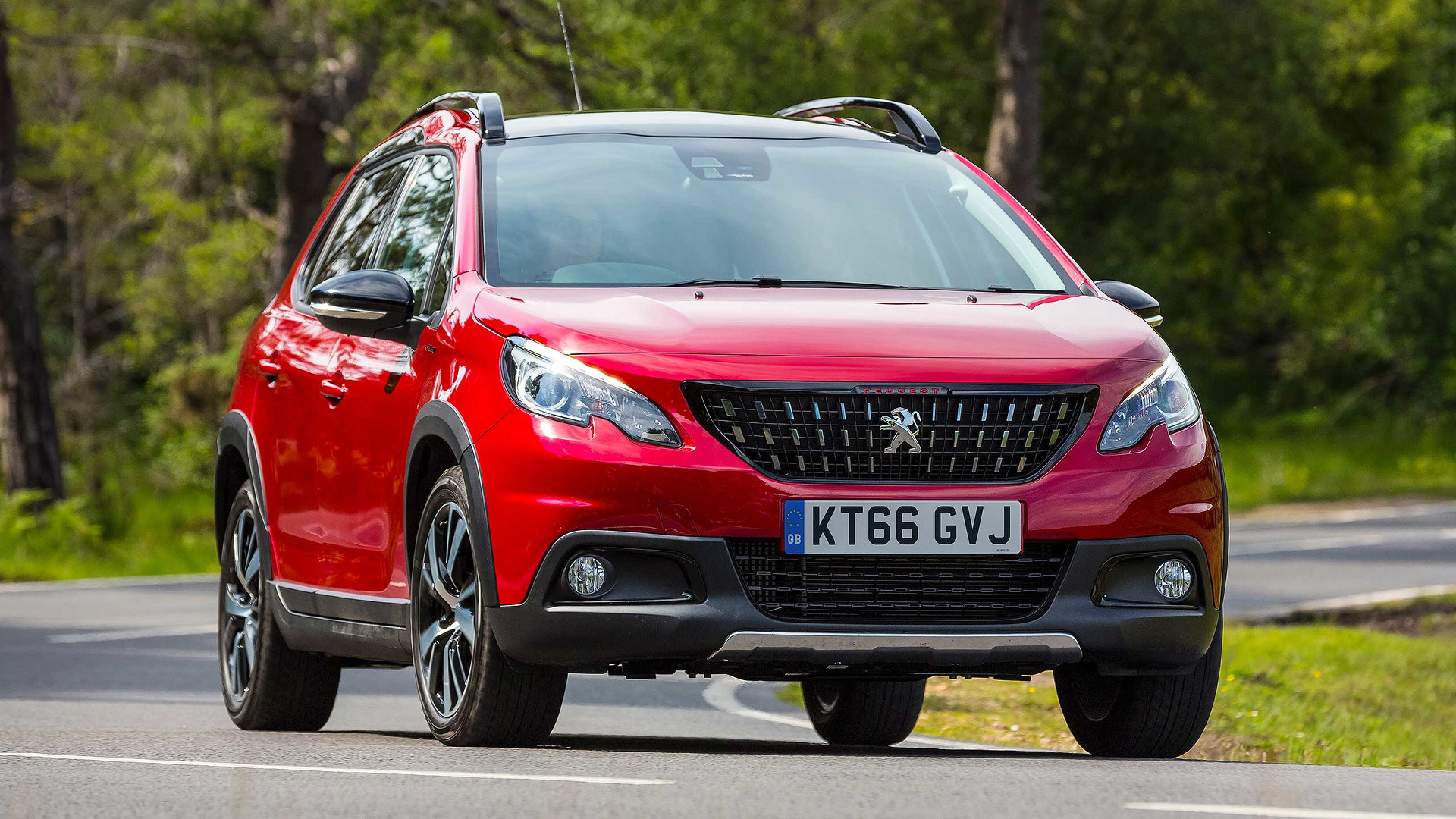 2017 Peugeot 2008 Review Connect France