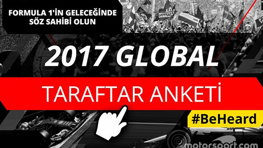 Motorsport Global Taraftar Anketi