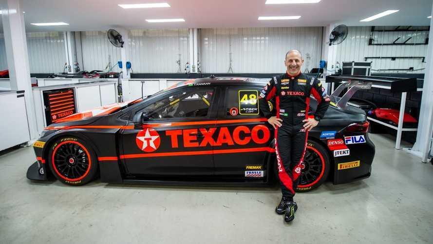 Tony Kanaan disputará temporada 2021 da Stock Car