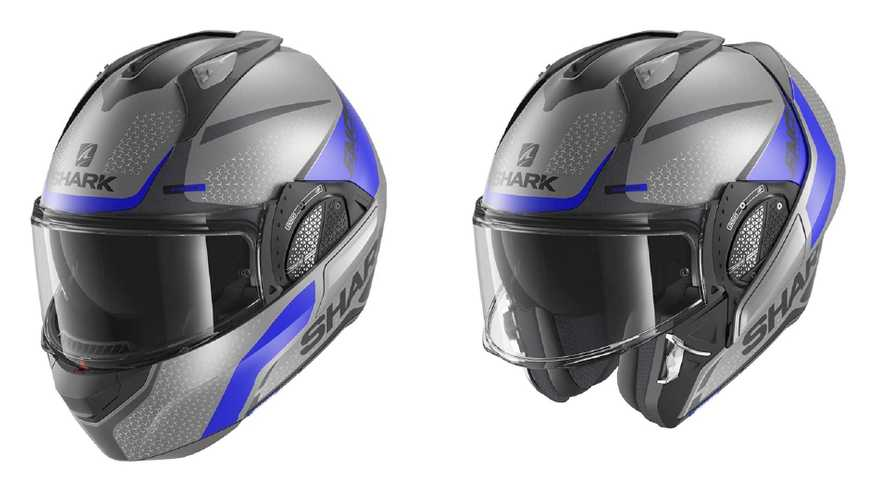 Shark Helmets Introduces New Modular EVO-GT