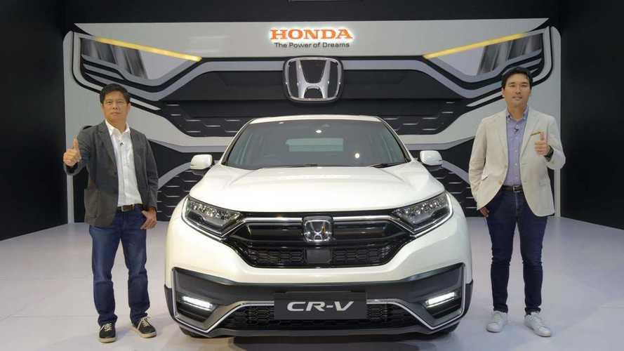 4 Fitur Terbaru dan Canggih Honda CR-V 1.5L Prestige Turbo