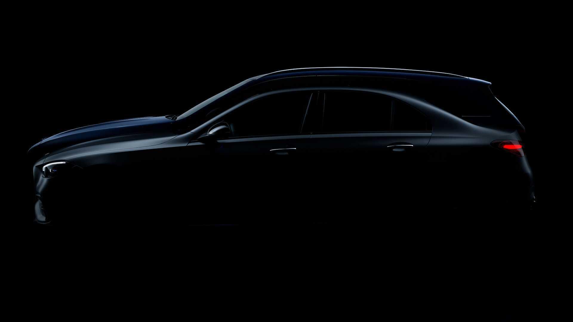 Mercedes C-Class 2022 года дебютирует сегодня: смотрите прямую трансляцию