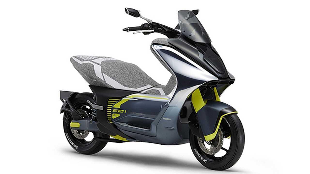 Yamaha E01 Concept - Main