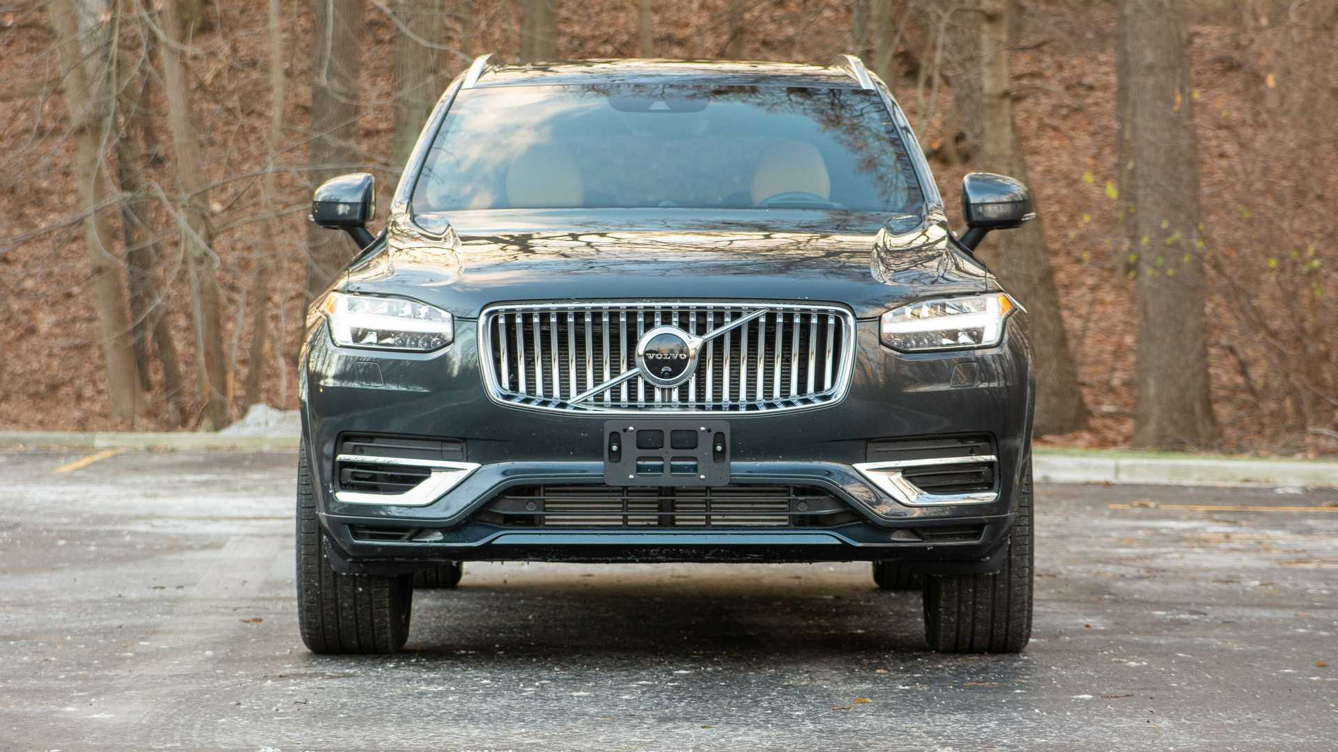 2021 Volvo Xc90 Recharge Review More Tired Than Wired