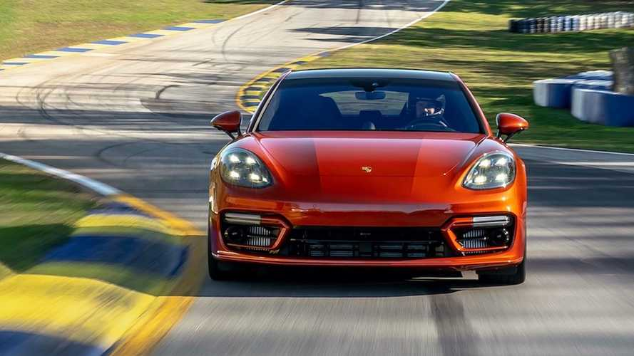 2021 Porsche Panamera Turbo S Sets Quickest Sedan Record At Road Atlanta